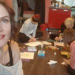 семинар, Светлана Гроисс, психолог, арт-терапия, психология, творчество, таро