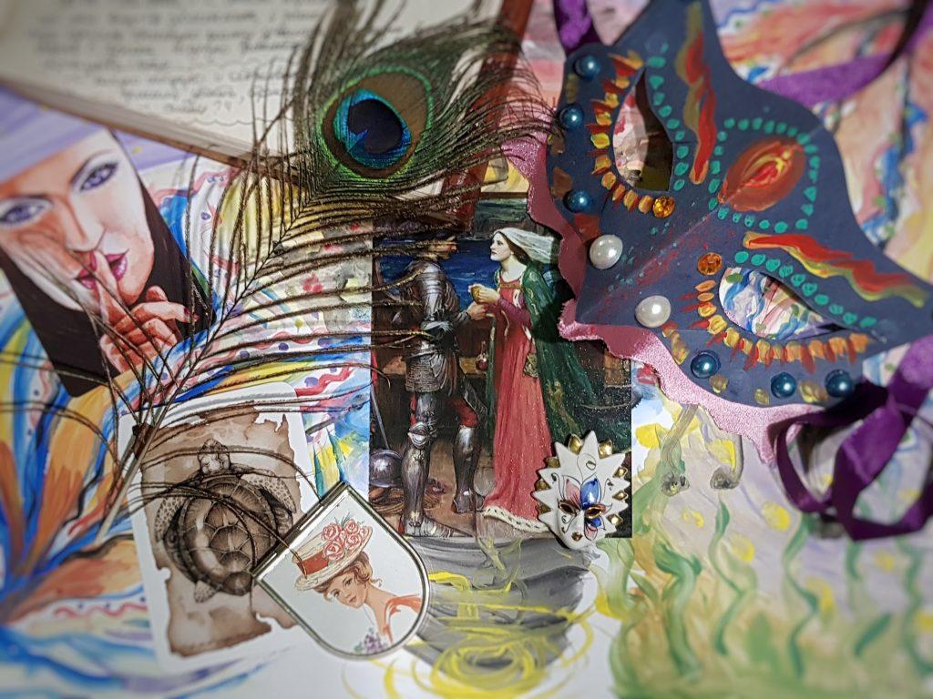 практики онлайн, Светлана Гроисс, психолог, арт-терапевт, консультации онлайн, консультации психолога, арт-терапия, метафорические карты, архетипы, таро